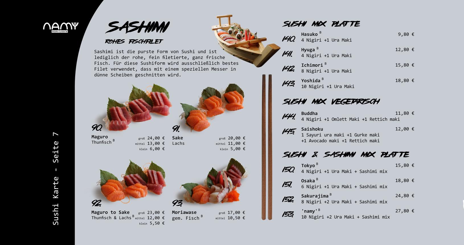 Namy – Asian Cuisine